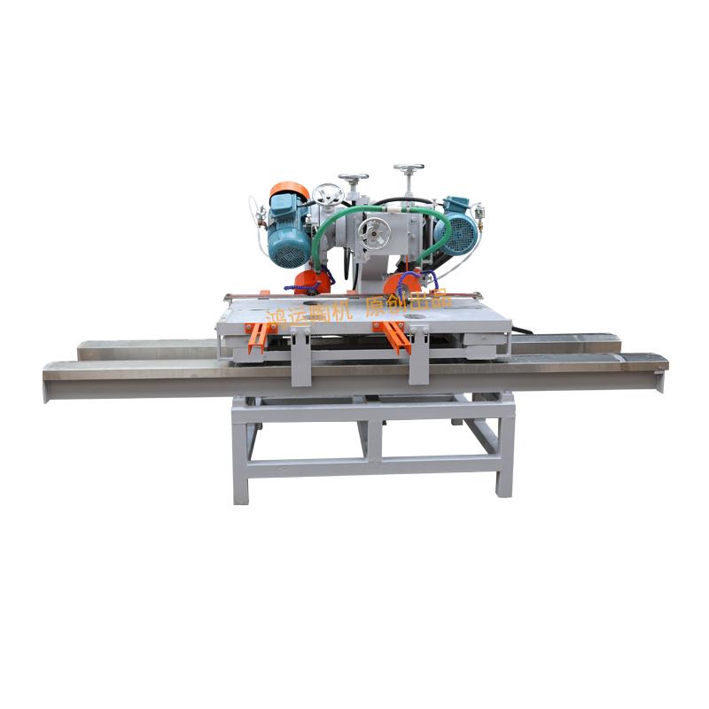 1.2米双刀数控多功能瓷砖切割机