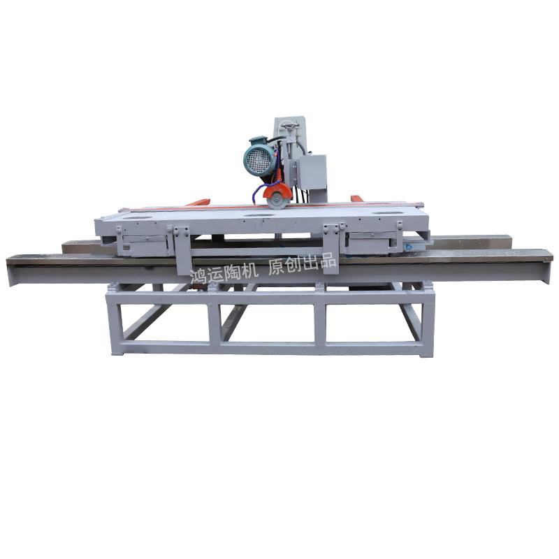1.8米数控手推单刀瓷砖切割机