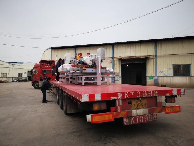 瓷砖加工厂设备